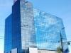 Фасад бизнес центра Бовид