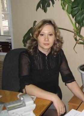 Максимова Екатерина Николаевна