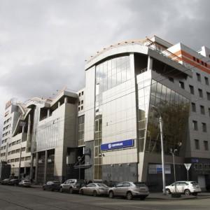 бизнес-центр в Челябинске