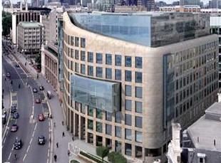офисный бизнес-центр в Лондоне.