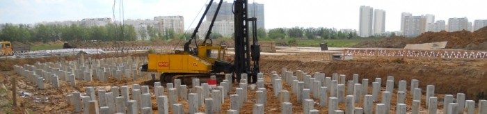 Наличие фундамента дома снижает риски договора участия в долевом строительстве.