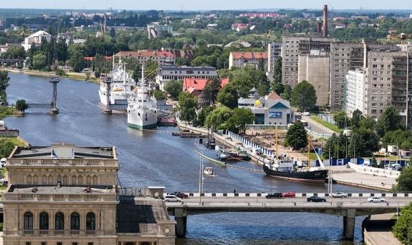 Калининград очень подходит для переезда.