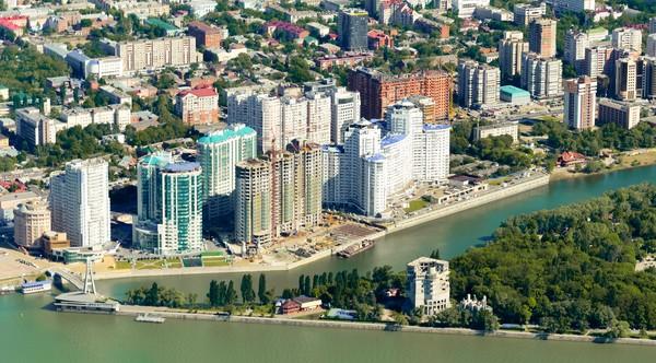 Краснодар - отличный город России для переезда.