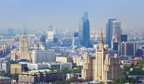 Куда в России переехать с детьми? Конечно, В Москву.