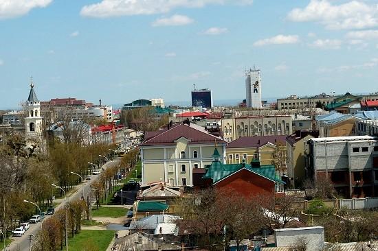 Переезд в Ставрополь.