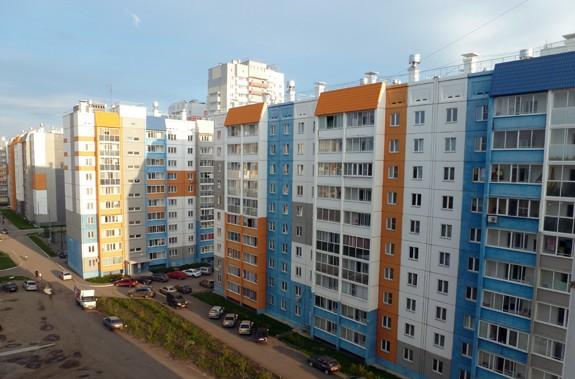 Квартиры-студии в Чурилово