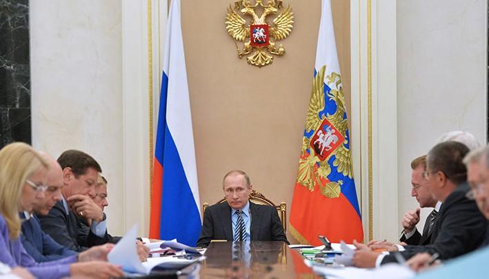 Путин и отмена долевого строительства.