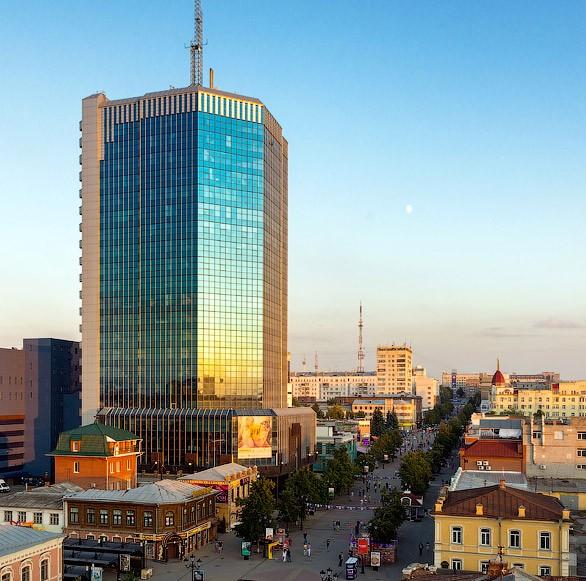 Динамика цен на недвижимиость РФ за 10 лет