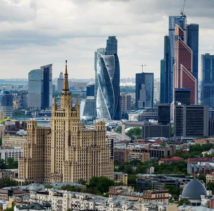 Российской недвижимостью заинтересовались зарубежные инвесторы.