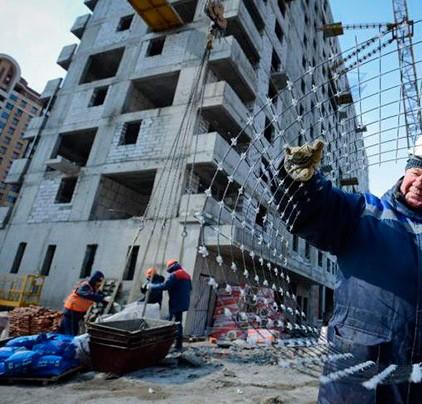 Почему растут темпы строительства жилья?