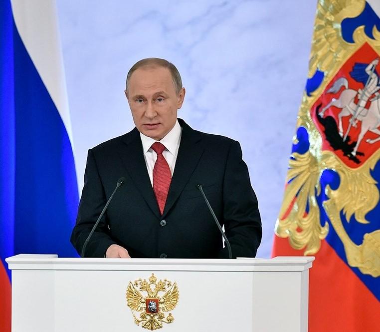 В. В. Путин об улучшении жилищных условий к 2024 году.
