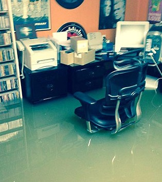 Ответственность арендодателя при затоплении офиса.