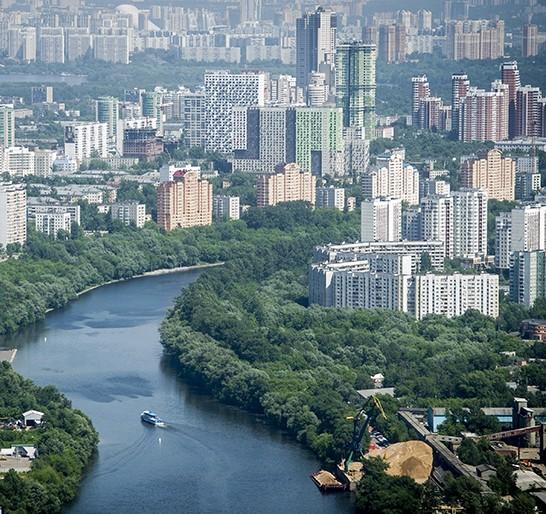 Рынок жилья в Москве растет в 2018 и 2019 году.
