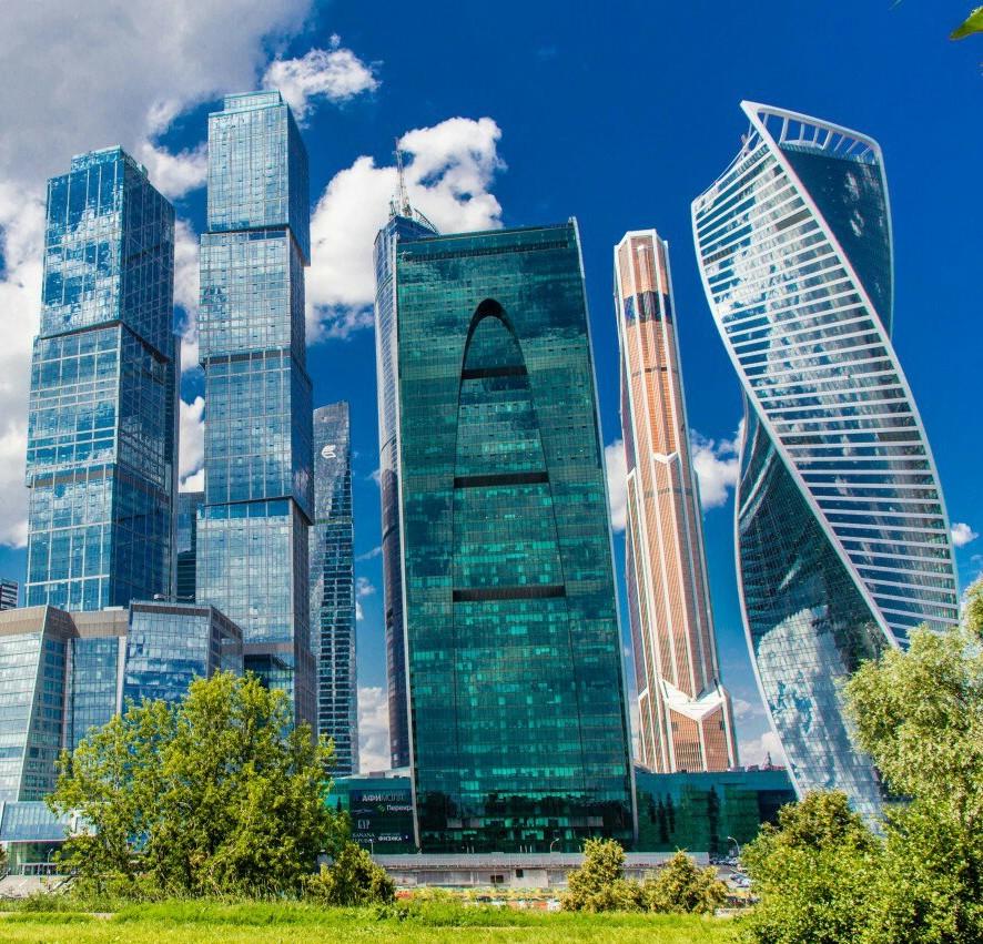 Сколько новых офисов построят в Москве за 2019 год?