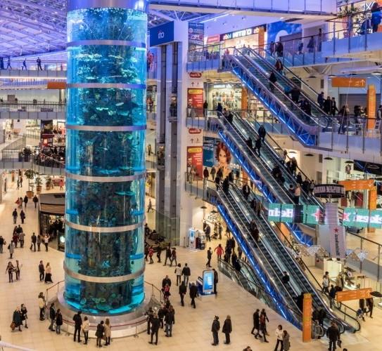 В Москве рекордно низкое число свободных торговых площадей.