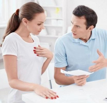 Проверка квартиры при разводе супругов.