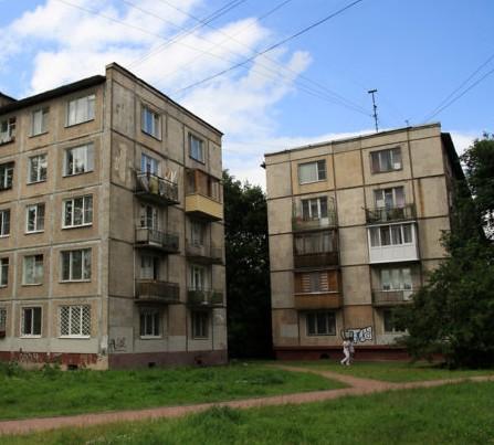 Стоимость квартир в 2000 году.