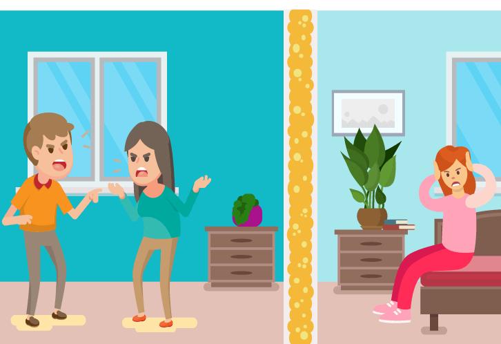 Как выселить шумного соседа из квартиры?